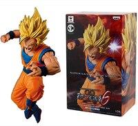 NOWY gorący 15 cm dragon ball Super Saiyan Goku Kakarotto 3 action figure zabawki kolekcja christmas toy doll