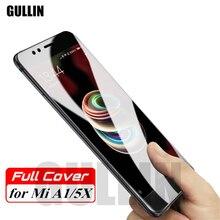 9H Full Tempered Glass For Xiaomi Mi6 Mi5 Mi5S Plus Mi A1 Cover 2.5D Screen Protective Protector Xiomi Mi5X Mi5C