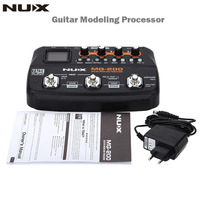 NUX MG 200 Professional EU Plug Guitar Modeling Processor Multi Effects With 55 Effect Models Guitar
