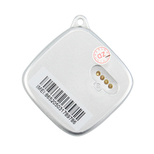 Mini GPS Tracker G01 for Cats Dogs Animals and Kids with Keychain Portable Cute GPS Locator with Multi-function Voice Monitoring