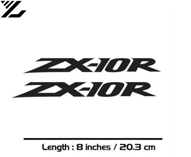 Us 534 8 Offmotorrad Aufkleber Dekorationen Körper Helm Winde Personalisierte Aufkleber Moto Gp Für Kawasaki Aufkleber Zx 10r Zx 10r Zx10r In