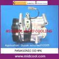 Auto ac compressor compressor for Suzuki Solio/Swift 2005
