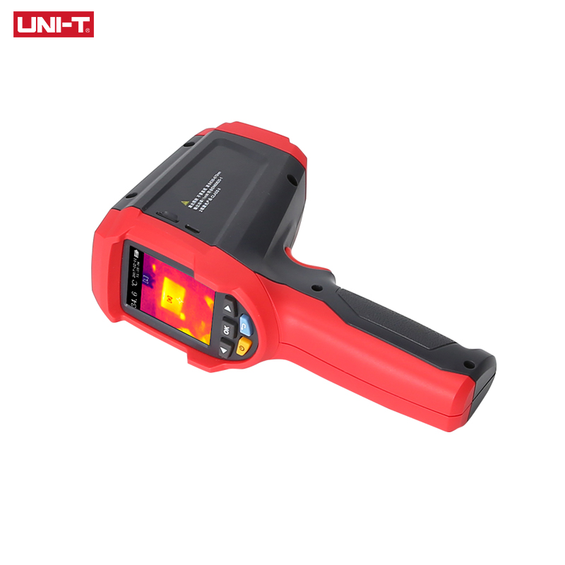 UNI-T Thermal Imaging Camera With SD Card Slot And USB Interface 3