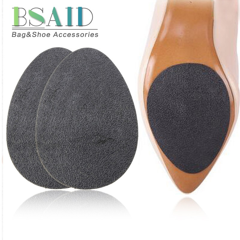 BSAID 1 Pair Antislip Rubber Shoe Pads Women Men Non-slip Shoes Outsoles Pad / Shoe Insoles Forefoot Pads Protector Half Inserts кубики стеллар герои сказок n7 от 1 года 9 шт 00807