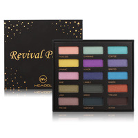 Eyeshadow Palette Shimmer Matte Glitter Eye Shadow 15 Colors In One Makeup Palette Maquillage Make Up