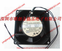 Free Shipping For NMB 3115PS-23W-B30, A00 AC 230V 10/8W 2-wire 9 0mm 80X80X38mm Server Square Cooling fan