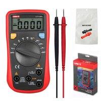 M129 UNI T UT136A Auto Range AC DC Frequency Resistance Tester Digital multimeter LR Meter