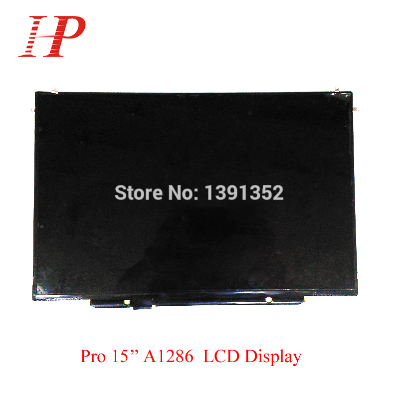 ФОТО New Original A1286 LCD Display Screen For Apple Macbook Pro 15'' LCD LP154WE3-TLB1 Replacement