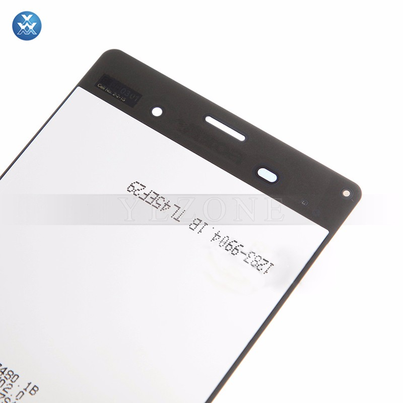 Sony Xperia Z3 LCD & Digitizer Assembly - black (2)