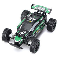 1 20 High Speed RC Car Radio Remote Control RTR Racing Buggy Car Off Road Green