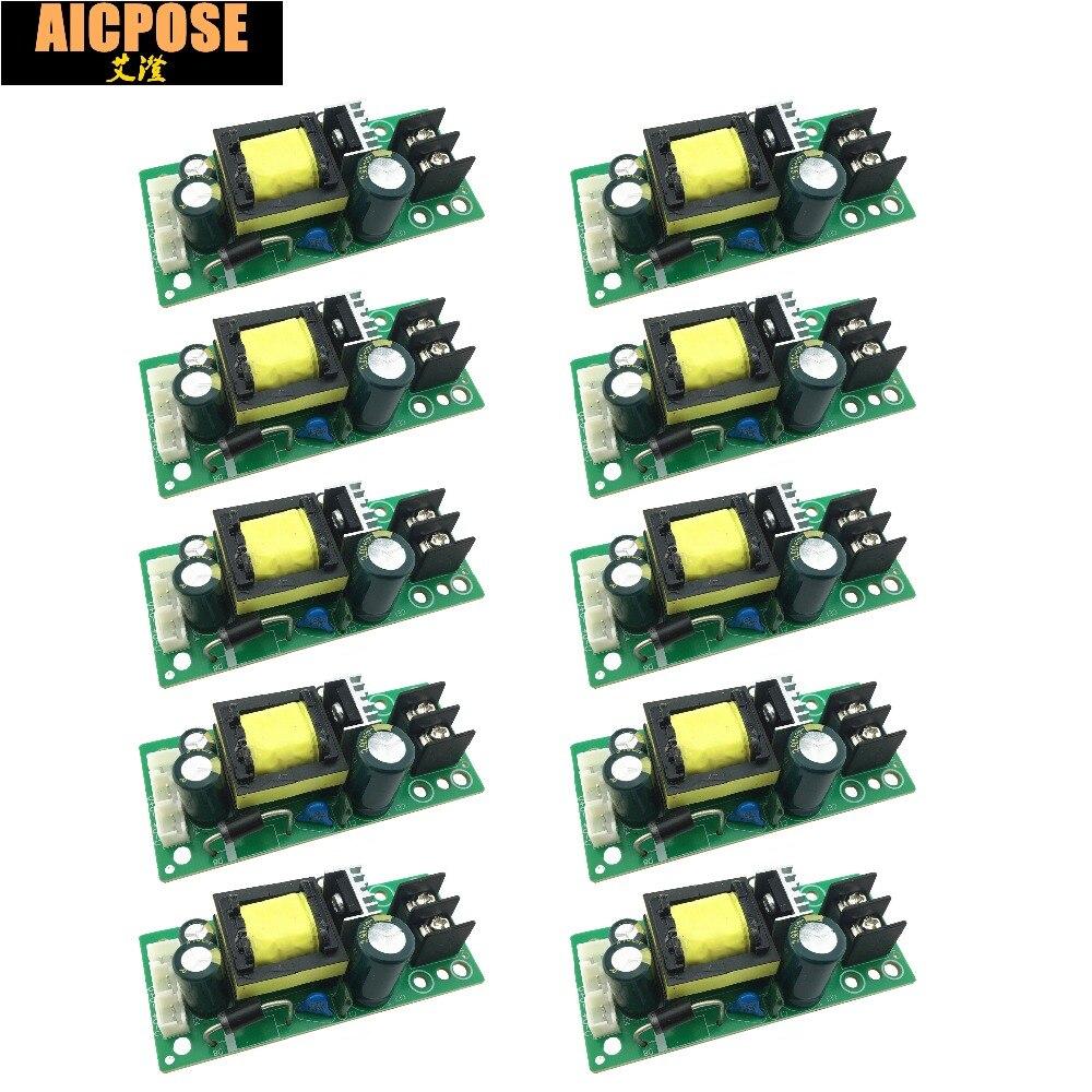 10pcs/lots Power Supply 12v / 24v Output 80-85w Power 110v / 220v In Out For 18x3w 6x12w 7x9w 7x10w 7x12w Flat Led Par Lights