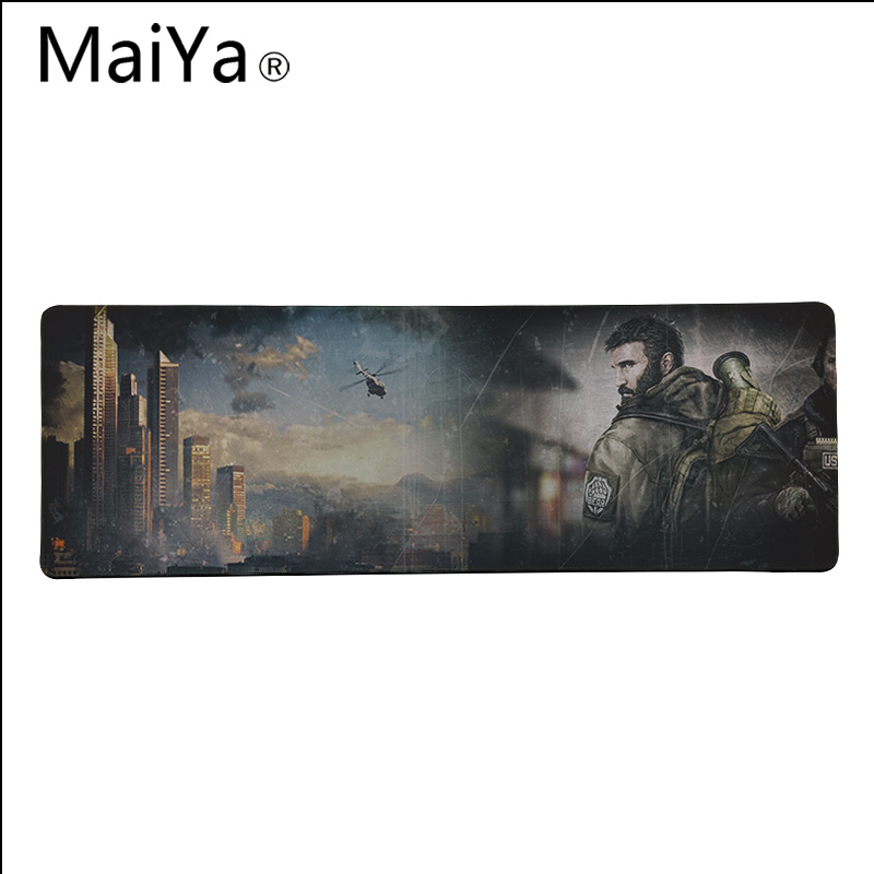 Maiya High Quality Escape From Tarkov Beautiful Anime Mouse Mat Rubber PC Computer Gaming mousepad 2