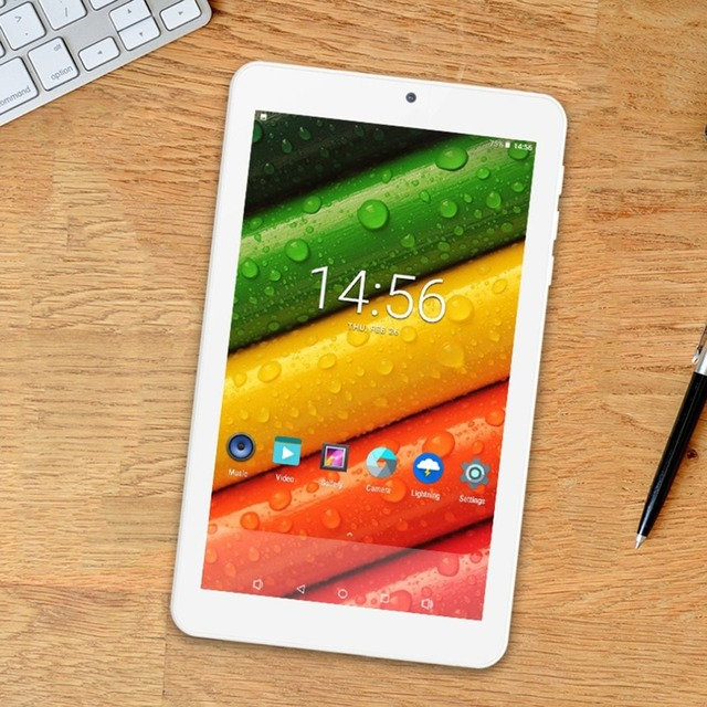 ALLDOCUBE C1 7 inch Tablet PC 1GB 8GB ROCKCHIP RK3126 Quad Core 1024x600 IPS Touch Screen Android 7.1 WIFI Bluetooth OTG 2MP