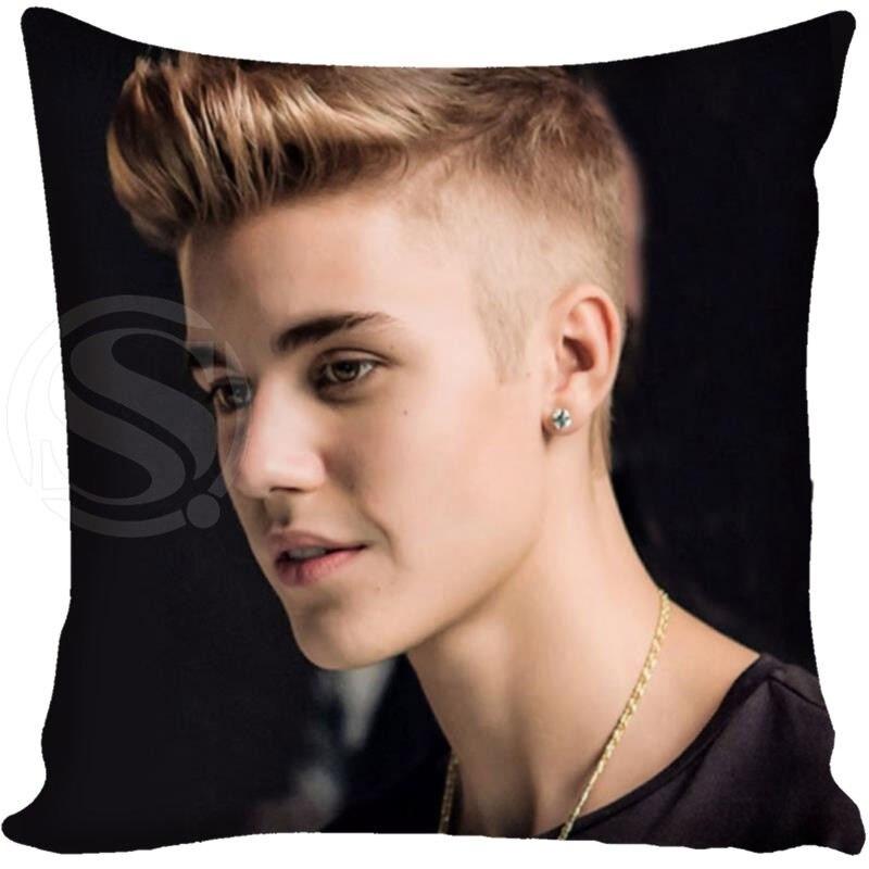 G0309 İsti Satış Xüsusi Justin Bieber Yastıqlı Ev İsti Yastıq - Ev tekstil - Fotoqrafiya 2