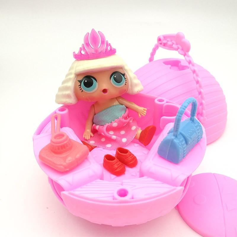 Action Figure Surprise Dolls Noneca Surpresa Funny Toys Kids Gifts LOL Surprise Doll surpresa v diffusers