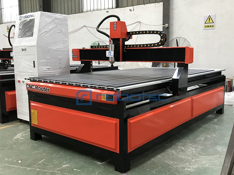 NEW Type Aluminum Engraving Carving Machine 1218 1224 Advetising Mini CNC Router For PVC /Wood/Aluminum/Metal