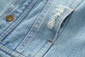 Image 4 - בני מעיל הילדים דנים ילדי הלבשה עליונה ילדה בגדי אביב סתיו ילד ברדס ג ינס בגדי שבור חור עבור 2  7 T