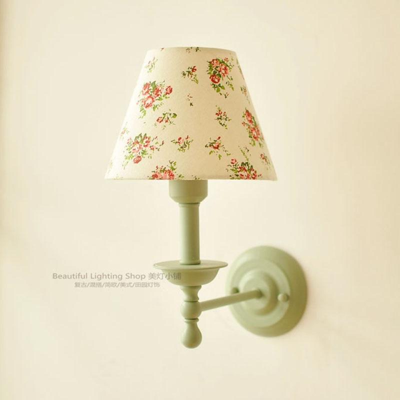US $44.1 51% OFF|Nordic Moderne Stil Wand Lampe Nacht Lampen Wand Licht  Treppen Beleuchtung für Schlafzimmer Wohnkultur 110 v/220 v e27 Halter ...