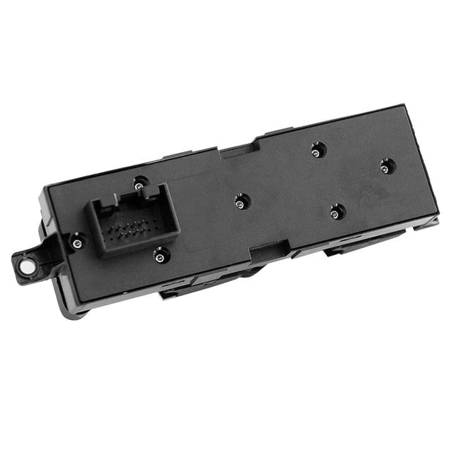 New Chrome Master Window Controller Switch For VW Jetta Golf GTI MK4 Passat B5 Driver Side 3BD 959 857 / 3BD959857 / 1J4 959 857