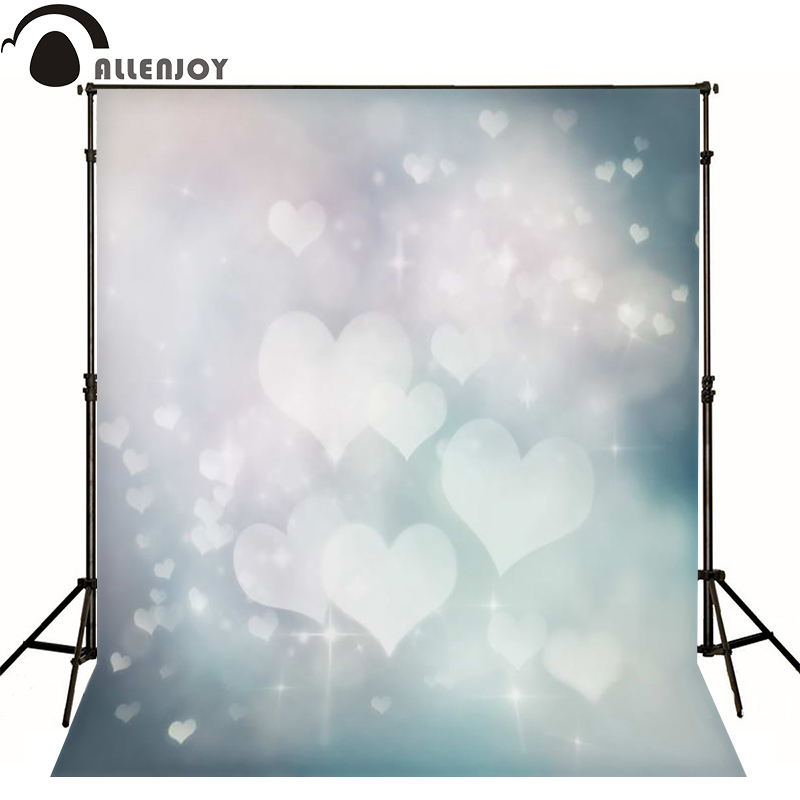Allenjoy photographic background Love Valentine's Day romantic fantasy photo backdrops for sale photography fantasy photocall