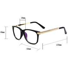 Women's Eyeglasses Leg Leopard/Brown/Black/Red
