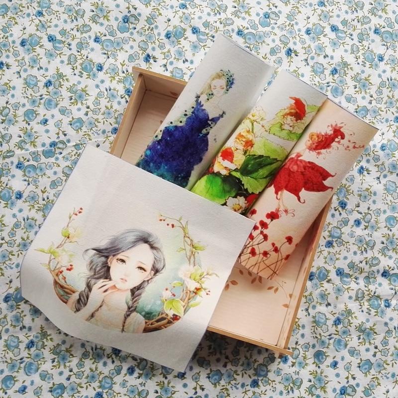 princess Aesthetic cloth cotton linen digital printed 15 ...
