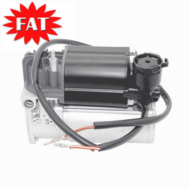 Airsusfat Air Suspension Compressor For BMW E39 E53 E66 Air Suspension Pump OE 37226787616 37226778773