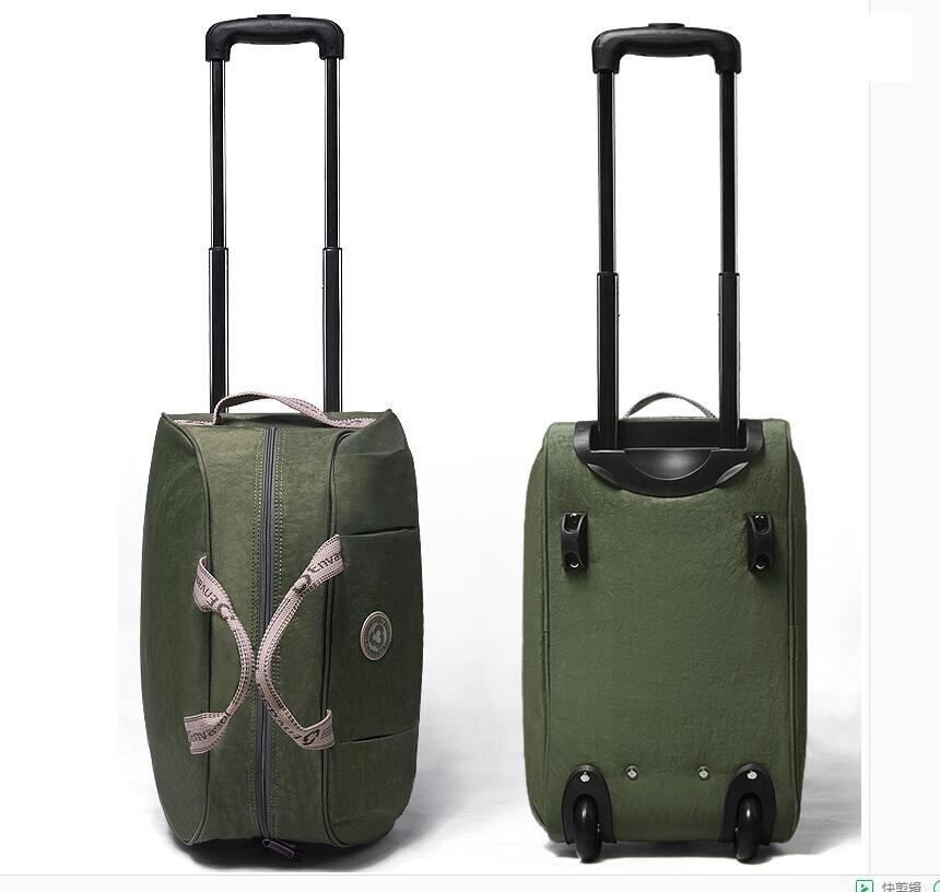 bagagem Boarding sacos Rolando Saco com rodas