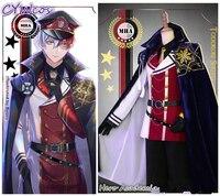 Pre sale Anime My Hero Academia Bakugou Katsuki Izuku Midoriya deku Paro Uniform Cosplay Costume Male Outfits