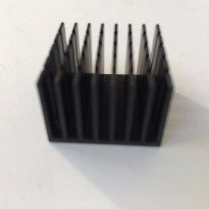 Image 5 - 10 teile/los 22x22x15mm Aluminium kühler Kühlkörper Kühlkörper für elektronische Chip KÜHLER kühlung