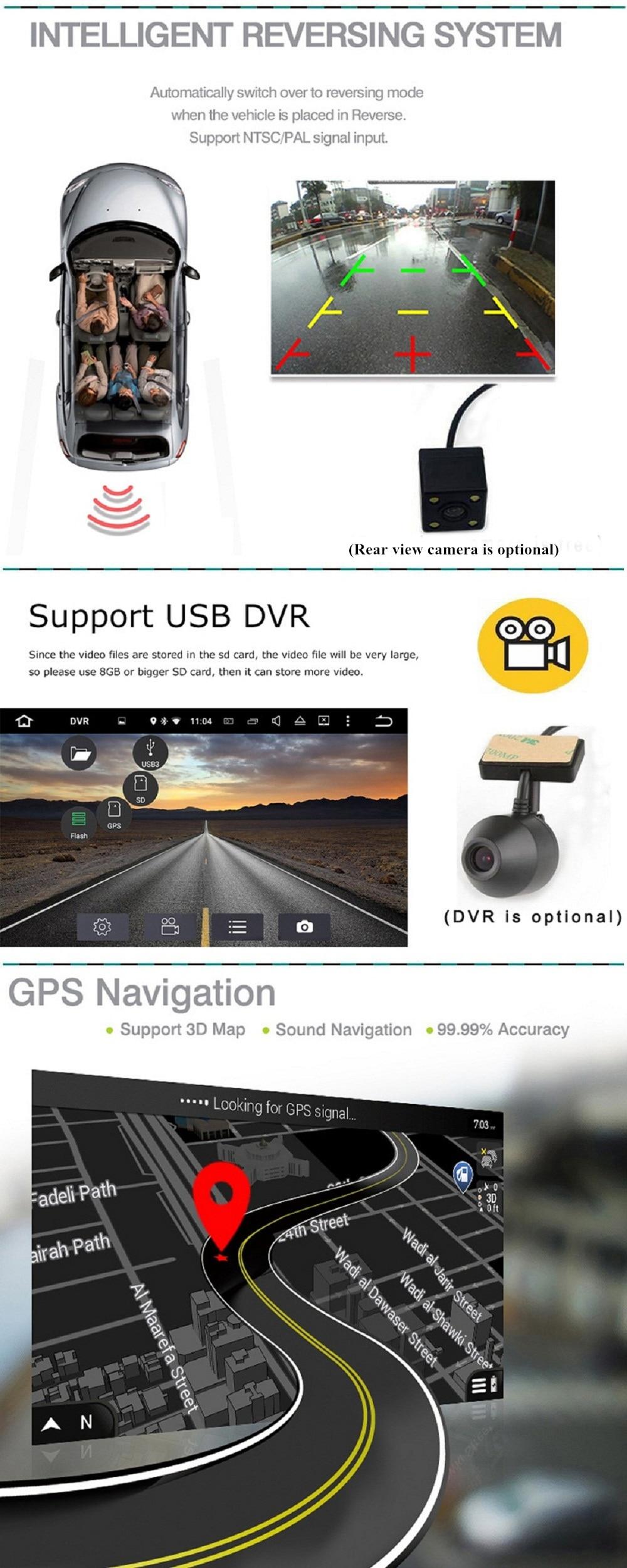 "Cheap 2GB RAM Quad core 2 din 9"" Android 8.1 Car DVD Player for Mazda 3 2010 2011 2012 GPS Radio Bluetooth USB WIFI 16GB ROM 32"