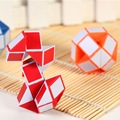 3D cube toys Children's educational toys intelligence toys Cube Magic ruler 24 section magic ruler