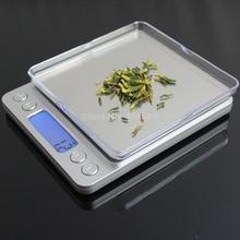 3000 г х 0.1 г Карманные Электронные Весы 3 кг 0.1 Ювелирные весы электронные кухонные весы
