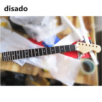 disado 21 Frets inlay dots maple Electric Guitar Neck rosewood fingerboard wood color guitar accessories can be customized