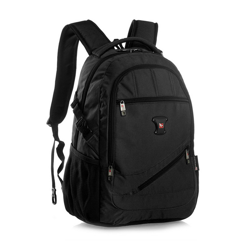Fashion Large Swiss Army Travel Bagpack Backpack Bag For Men Travel Rucksack Vintage School 14 15 inch Laptop Bags Mochila ozuko 14 inch laptop backpack large capacity waterproof men business computer bag oxford travel mochila school bag for teenagers