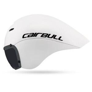Image 3 - cairbull Triathlon/Time Trial TT Aero Helmet