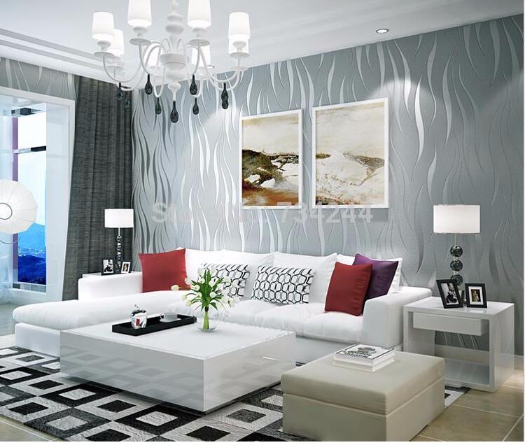 Nowoczesny luksus 3D tapety pasków tapeta papel de parede adamaszku papieru dla salon sypialnia TV kanapa tle ściany R178 19