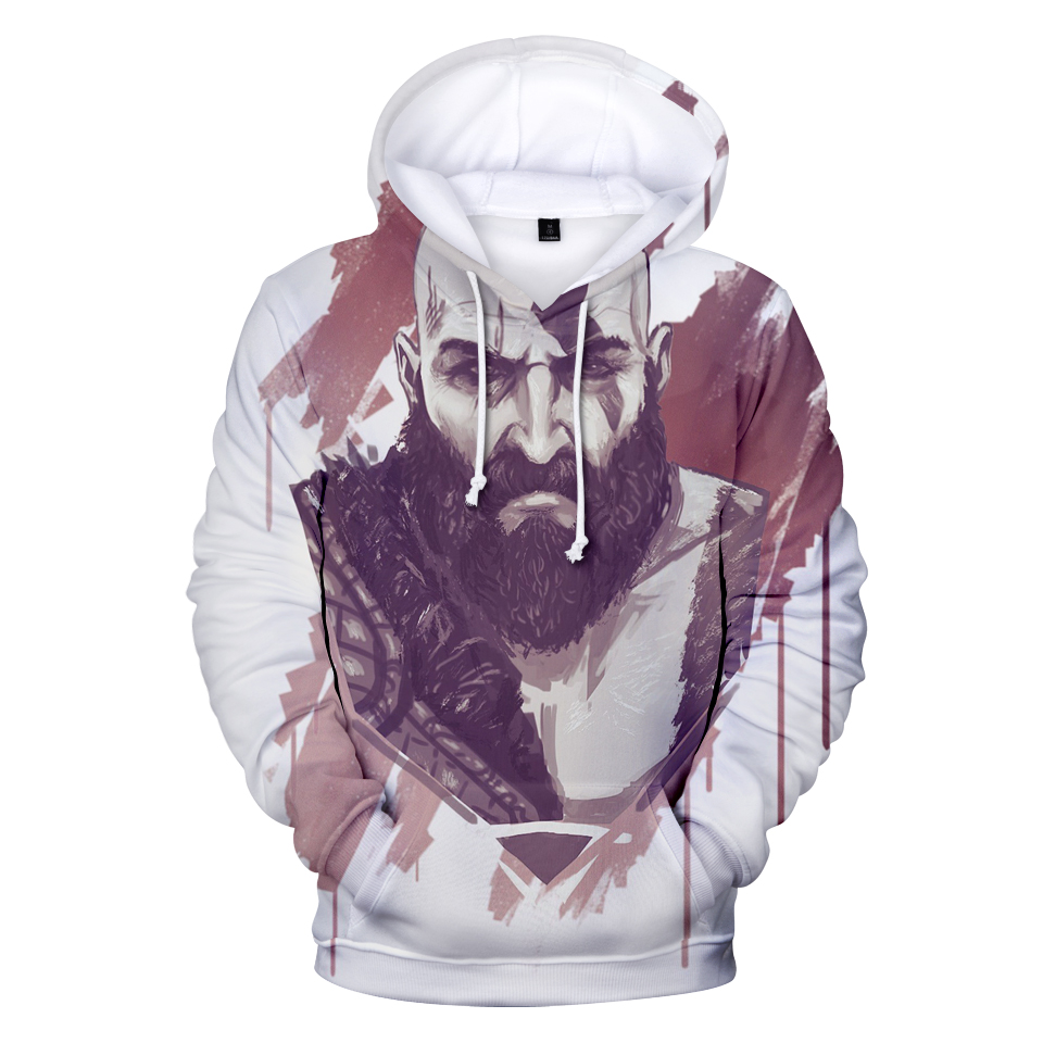 Ares New 3D Printing Hoodie Sweatshirt Game Anime Women/men Cool And Fashion Style Casual Hoodie Clothes XXS To 4XL