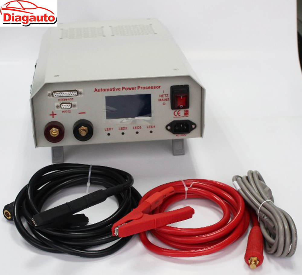 Automotive Power Processor Mst 90 Car Battery Voltage Regulator