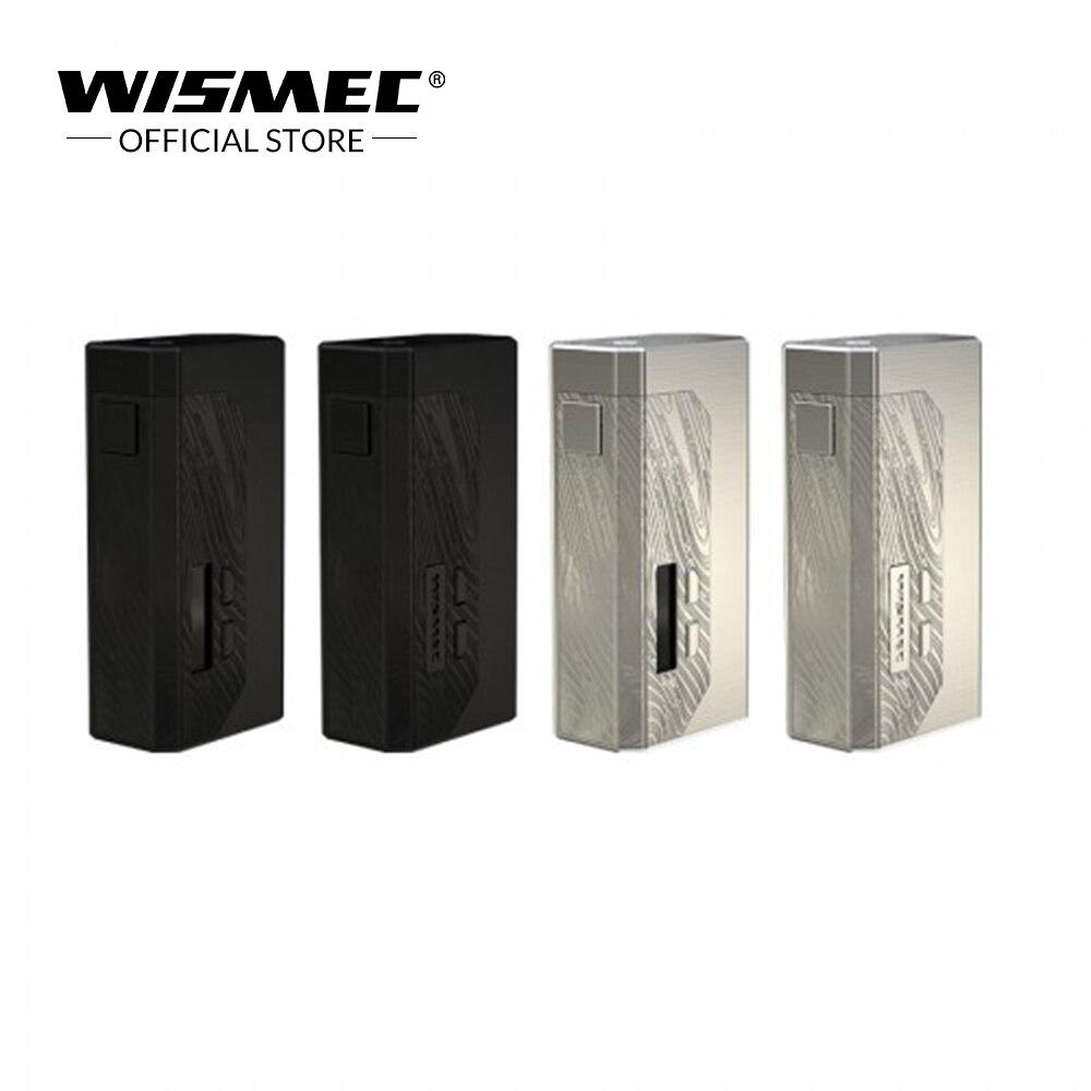 [EN INVENTAIRE] D'origine Wismec LUXOTIC MF Boîte kit avec 7 ml squonk flacon squonk mod cigarette électronique vape mod boîte par 186500/21700