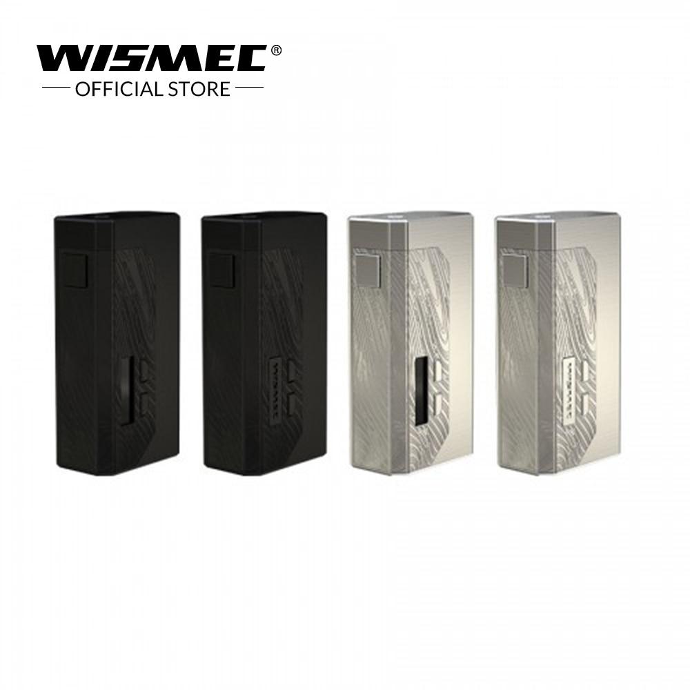 [En STOCK] Original Wismec LUXOTIC MF boîte kit avec 7 ml squonk bouteille squonk mod cigarette électronique vape boîte de 186500/21700