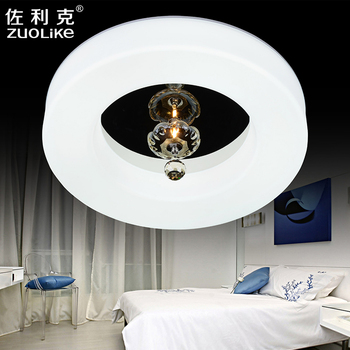 Led ceiling light romantic bedroom lights modern brief lamps