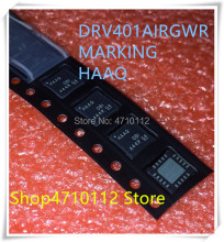 NEW 10PCS/LOT DRV401AIRGWR DRV401 MARKING HAAQ QFN-20  IC