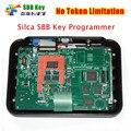 2016 Hot-Selling Recentes V33.02 Silca SBB Auto Programador Chave sbb programador chave com Multi-língua