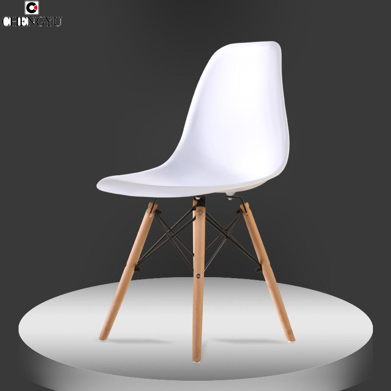 The modern popular plastic chair furniture Leisure dining chair Composition of synthetic resin and solid wood legs brijesh yadav and rakesh kumar soil zinc fractions and nutritional composition of seeded rice