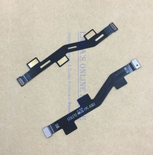 JEDX Original Main Motherboard Board to USB Charging Board Flex Cable for Lenovo S1 FPC Flex Ribbon Replacement Parts Tested