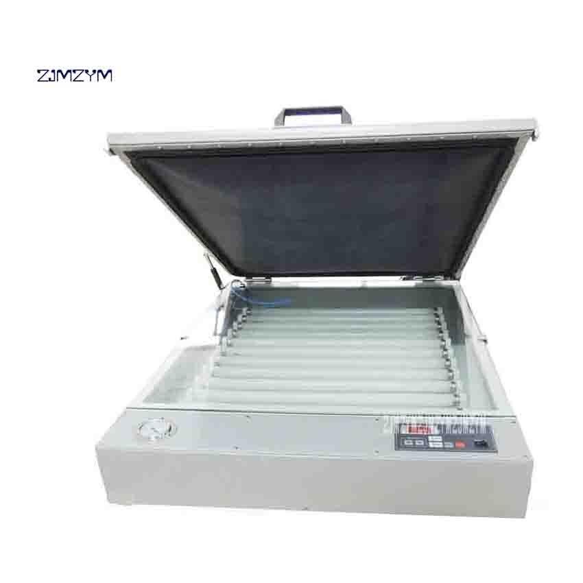 Новый md6075 шелк Экран вакуум Экран экспозиции печатная машина пластина оборудования для производства Desktop экспозиции машина 400 Вт 110 В /220 В
