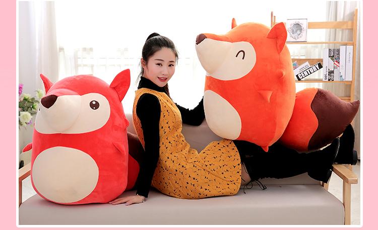 20cm Cute Ali Fox Lover Baby Soft Doll Plush Toys Soft Cotton Stuffed Animals Toys,Birthday Gift 25