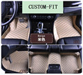 Ajuste personalizado tapetes do carro especial para Mercedes Benz W164 W166 ML ML350 ML400 ML500 GLE GLE300 GLE320 GLE400 GLE450 GLE500 forro