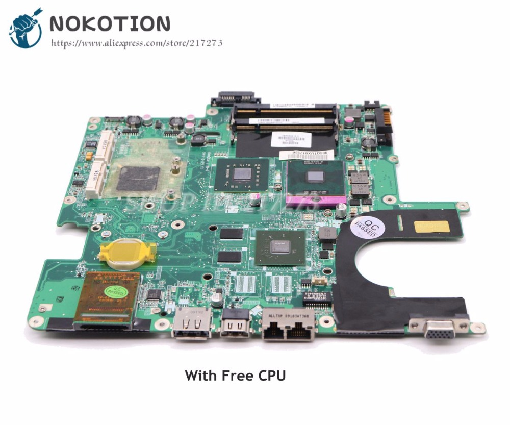NOKOTION DA0QL8MB8E0 MAIN BOARD For Hasee HP870 A550-T45 Laptop Motherboard PM45 DDR2 Free cpu 512MB GPUNOKOTION DA0QL8MB8E0 MAIN BOARD For Hasee HP870 A550-T45 Laptop Motherboard PM45 DDR2 Free cpu 512MB GPU